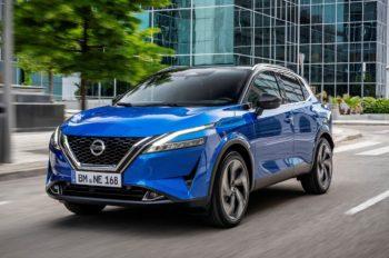 Nissan Qashqai hits 10k orders, e-Power (hybrid) arrives in 2022