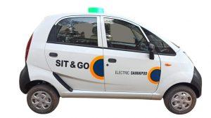 Tata Nano EV SainikPod Sit & Go profile