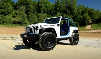 Electric Jeep Wrangler to be the most capable Jeep [Update]