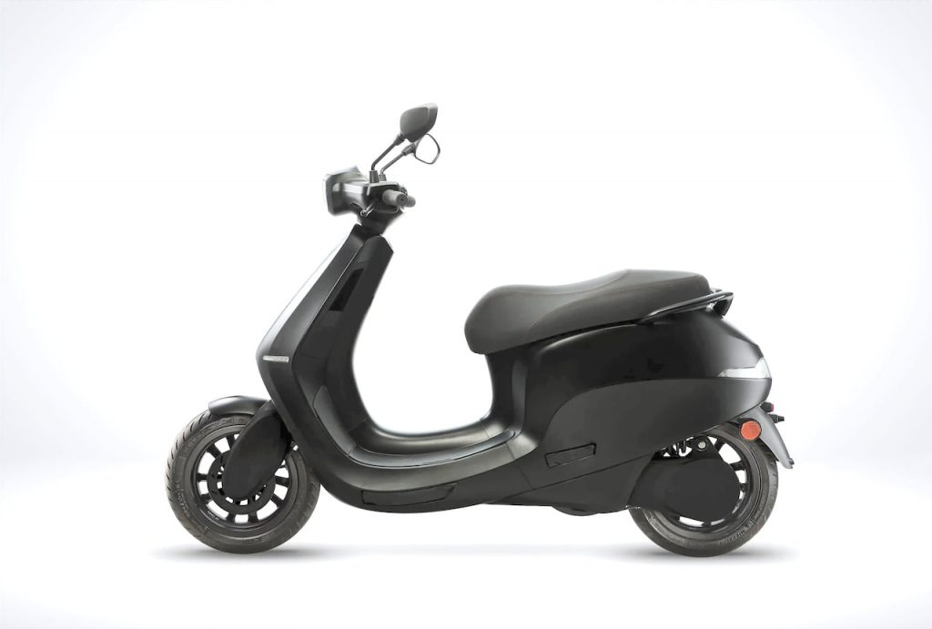 Ola electric scooter profile