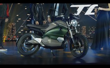 Super Soco TC Wanderer electric bike officially unveiled [Update]
