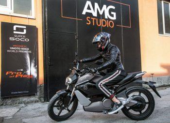 Super Soco TS Street Hunter electric bike launched in Europe