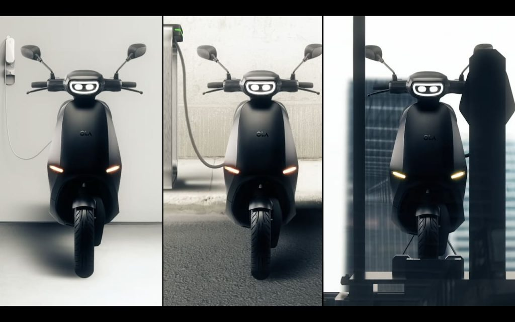 Ola Electric Scooter image