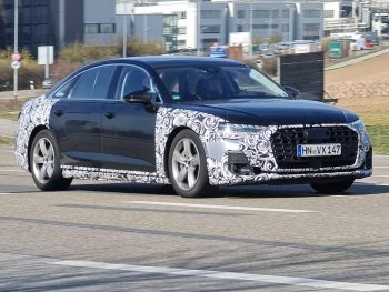 2022 Audi A8 with new hybrid system could debut at IAA 2021 [Update]