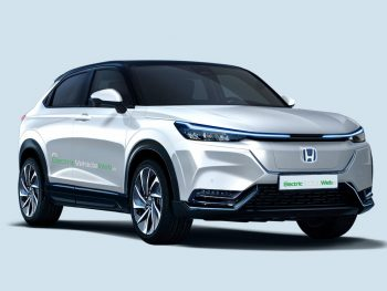 Honda SUV e: prototype could influence Honda's electric SUV for Europe [Update]