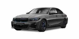BMW 3 Series Electric (BMW i3 Sedan) rendering