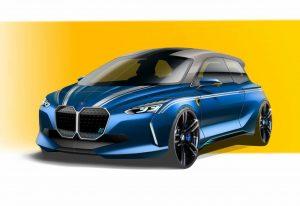 BMW i1 rendering