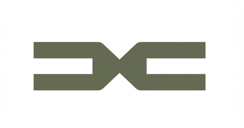New Dacia logo 2021