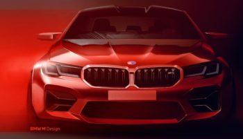 Plug-in hybrid BMW M5 part of the next-gen 5 Series [Update]