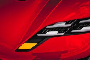 Porsche EV concept IAA 2021 teaser