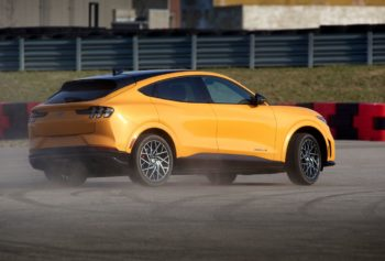 2022 Ford Mustang Mach-E confirmed with a higher range [Update]