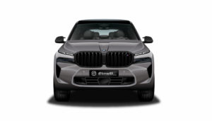BMW X8 M or BMW XM front rendering