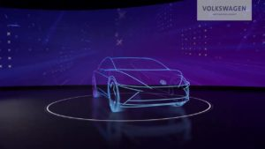 VW Trinity sedan teaser
