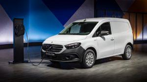2022 Mercedes-Benz eCitan