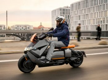 BMW CE 04 electric scooter prices start at £11,700 [Update]