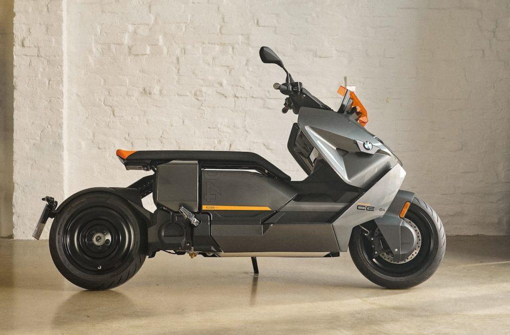 BMW CE 04 side
