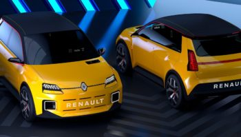 Everything we know about the Renault 5 as of September 2021