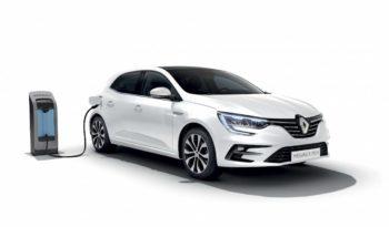 Renault Megane plug-in hybrid UK deliveries start in September
