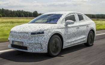 Skoda Enyaq Coupe iV launch confirmed for early 2022