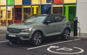 Updated Volvo XC40 Recharge range goes on sale in the UK