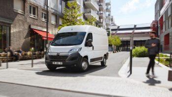 Citroen e-Relay UK customer deliveries begin in September