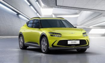 Genesis GV60 to come in RWD, AWD & AWD Performance variants? [Update]