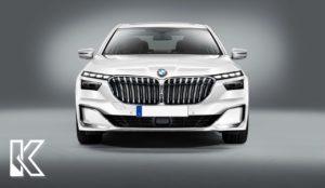 2022 BMW i7 Kleber Silva K Design AG