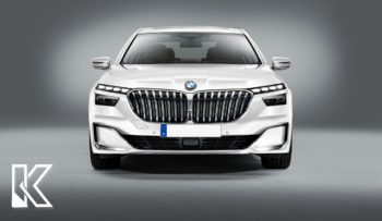 BMW i7 to arrive in three variants similar to iX SUV [Update]