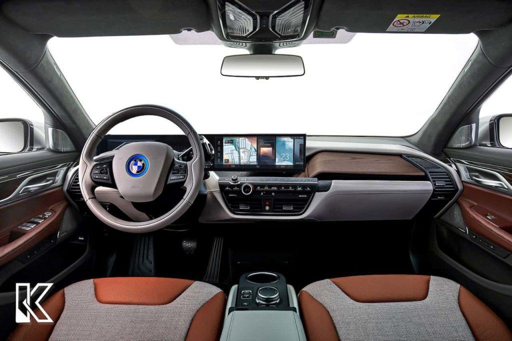 2022 BMW i7 Kleber Silva K Design AG interior