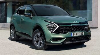 Fifth-generation Kia Sportage unveiled specifically for Europe [Update]