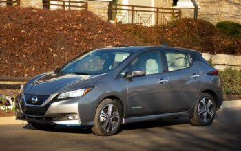 2022 Nissan Leaf announced; sales rebound in the U.S. market