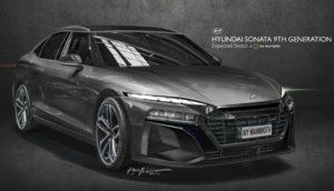 2023 Hyundai Sonata youtube render nymammoth