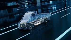 2023 Mercedes eSprinter
