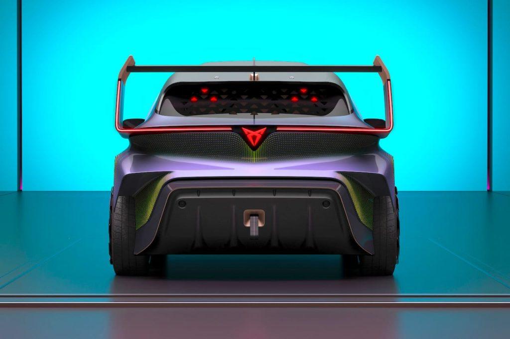 Cupra UrbanRebel Concept rear