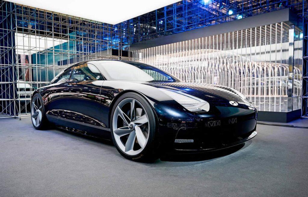 Hyundai Prophecy Concept 2021 Munich Motor Show IAA 2021