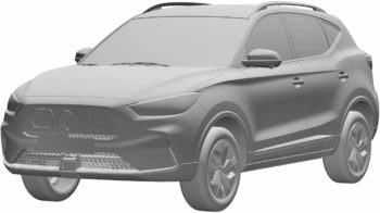 Patent images of purported MG ZS PHEV surface, could see a launch in 2021