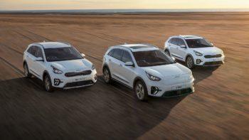 7,000+ units of Kia e-Niro already sold in the UK in 2021