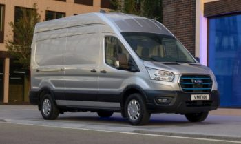Ford E-Transit will let drivers pair work & personal devices in parallel