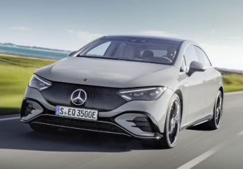 500 kW performance Mercedes EQE variant confirmed