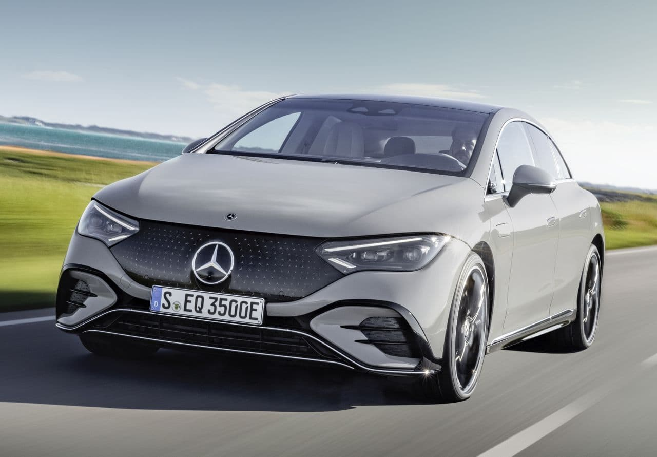 2023 Mercedes-Benz EQE Edition 1 AMG Line front