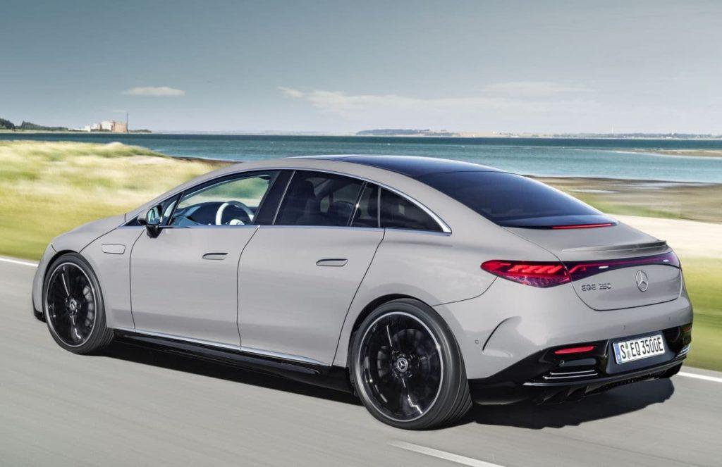 2023 Mercedes-Benz EQE Edition 1 AMG Line rear side