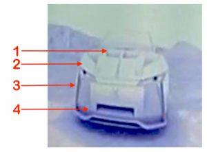 DS electric concept car future teaser