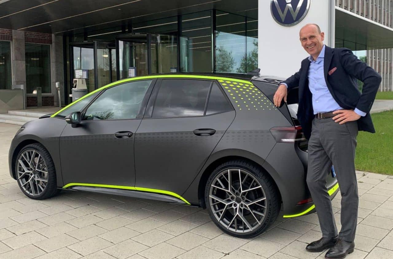 Volkswagen ID X Concept Ralf Brandstater
